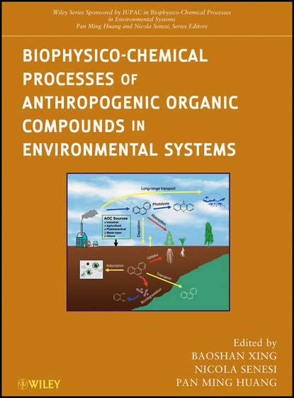 Фото - Группа авторов Biophysico-Chemical Processes of Anthropogenic Organic Compounds in Environmental Systems prof senesi nicola biophysico chemical processes involving natural nonliving organic matter in environmental systems
