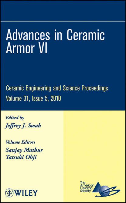 Tatsuki Ohji Advances in Ceramic Armor VI intermediate layer in the metal silicon carbide contact
