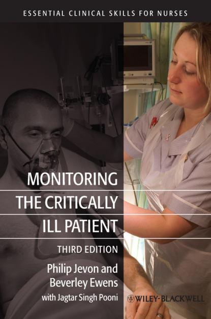 Philip Jevon Monitoring the Critically Ill Patient daisy is ill