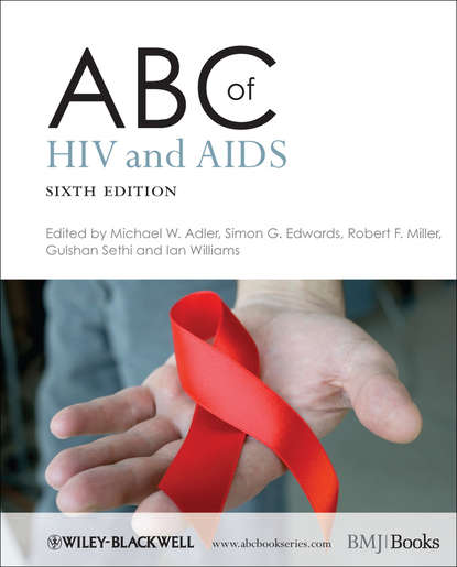 Ian Williams ABC of HIV and AIDS mental health and hiv aids