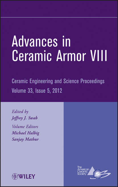 Группа авторов Advances in Ceramic Armor VIII недорого
