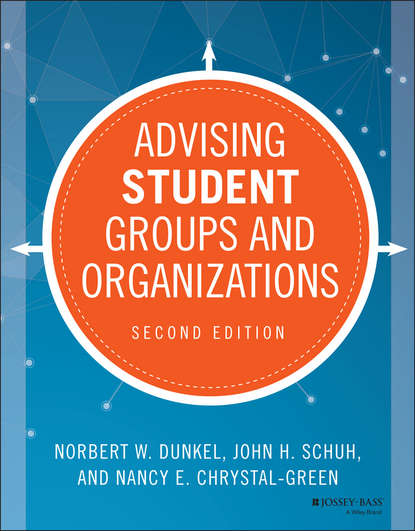 John H. Schuh Advising Student Groups and Organizations