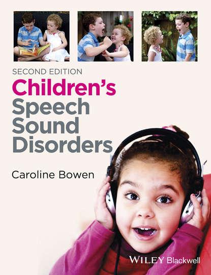 Caroline Bowen Children's Speech Sound Disorders stackhouse wells children s speech and literacy bk1