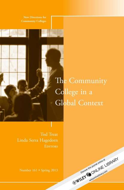 Tod Treat The Community College in a Global Context. New Directions for Community Colleges, Number 161 debating the birth of community radio in bangladesh