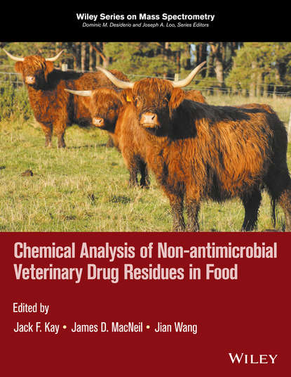 Группа авторов Chemical Analysis of Non-antimicrobial Veterinary Drug Residues in Food wang qin nanotechnology research methods for food and bioproducts