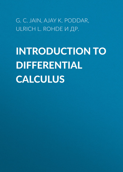 Ulrich L. Rohde Introduction to Differential Calculus недорого