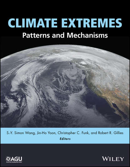 Группа авторов Climate Extremes weather and climate