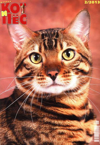 Группа авторов Кот и Пёс №2/2013 отсутствует кот и пёс 9–10 2013
