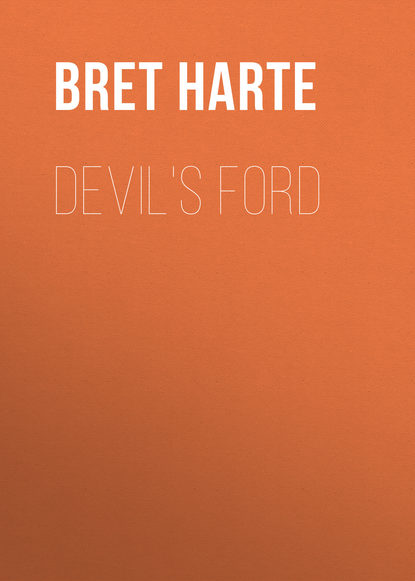 Bret Harte Devil's Ford bret harte salomy jane