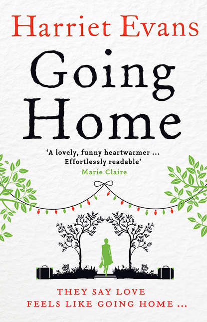 Harriet Evans Going Home albom m the time keeper