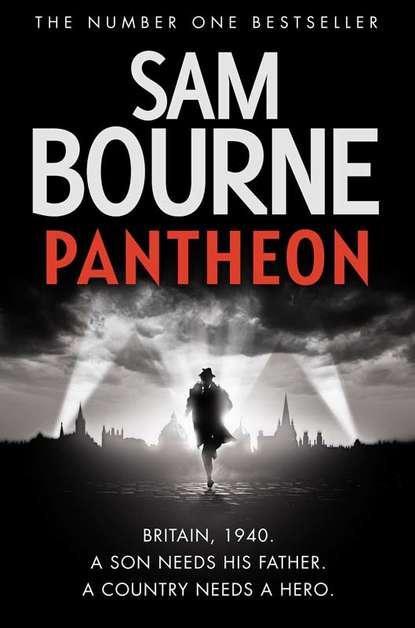 Sam Bourne Pantheon the darkest touch