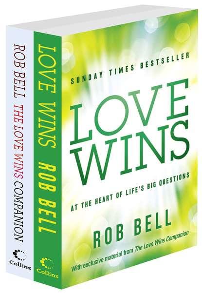 Rob Bell Love Wins and The Love Wins Companion недорого