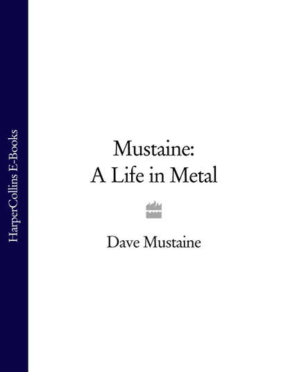 Dave Mustaine Mustaine: A Life in Metal megadeth megadeth super collider