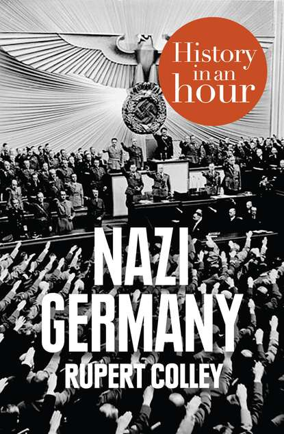 Rupert Colley Nazi Germany: History in an Hour rupert colley nazi germany history in an hour