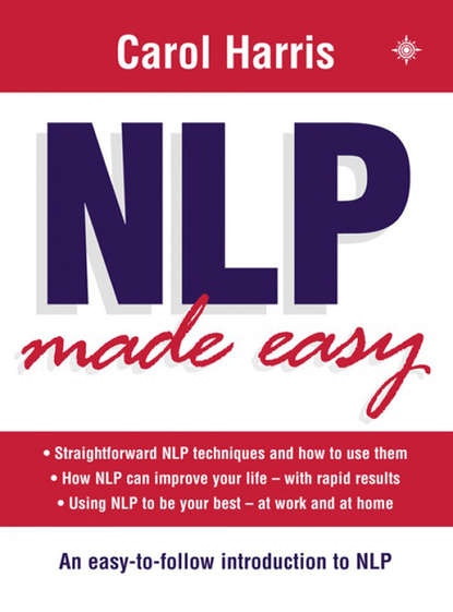 Фото - Carol Harris NLP Made Easy alexis inc anthony bettering yourself through nlp shape your life and achieve anything you want using neurolinguistic programming techniques