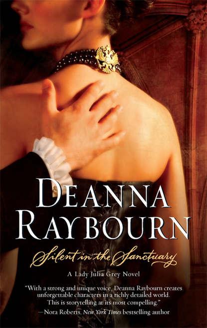 Deanna Raybourn Silent in the Sanctuary deanna raybourn silent night a lady julia christmas novella