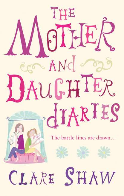 Clare Shaw The Mother And Daughter Diaries bryce barfield jo and her bright green chair