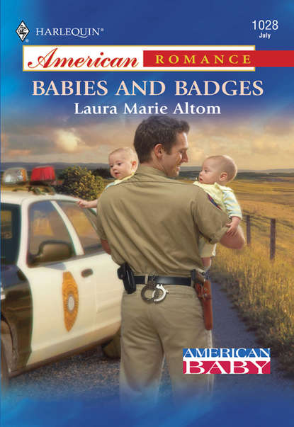 Laura Altom Marie Babies and Badges printio sheriff