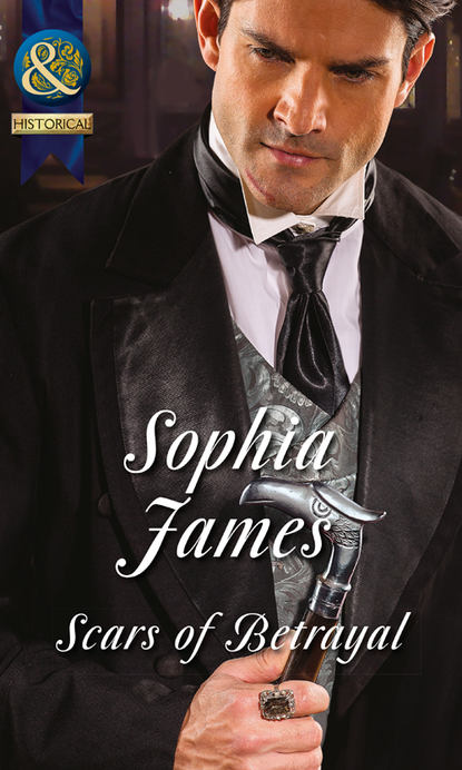 Sophia James Scars of Betrayal the kept