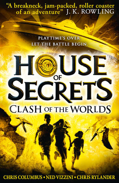 Ned Vizzini Clash of the Worlds ned vizzini house of secrets battle of the beasts