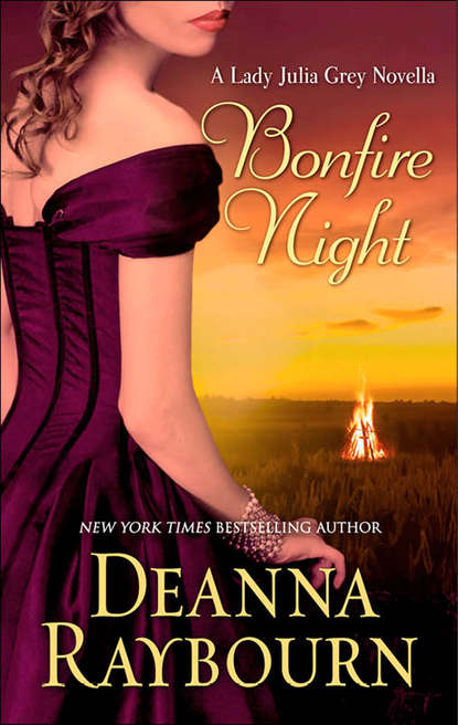 Deanna Raybourn Bonfire Night deanna raybourn silent night a lady julia christmas novella
