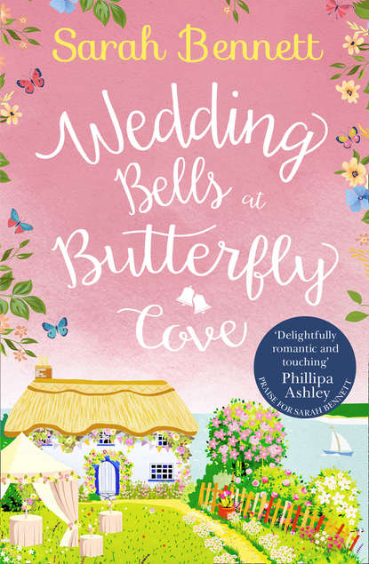 Sarah Bennett Wedding Bells at Butterfly Cove: A heartwarming romantic read from bestselling author Sarah Bennett tie neck butterfly sleeve top