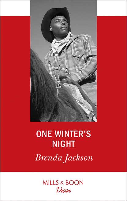Фото - Brenda Jackson One Winter's Night wendy s marcus when one night isn t enough