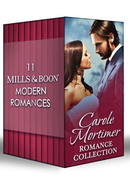 Кэрол Мортимер Carole Mortimer Romance Collection carole mortimer a maldição do siciliano