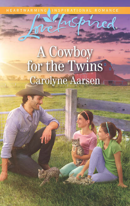 Carolyne Aarsen A Cowboy For The Twins sasha summers twins for the rebel cowboy