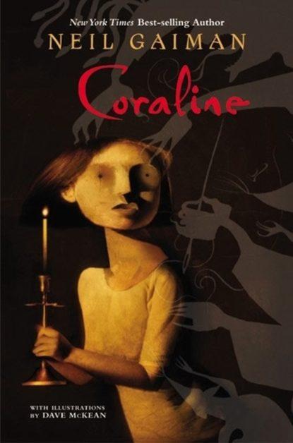 Neil Gaiman Coraline neil gaiman chłopaki anansiego