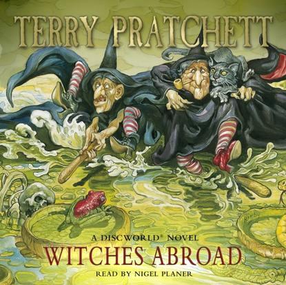 Terry Pratchett Witches Abroad pratchett terry wings