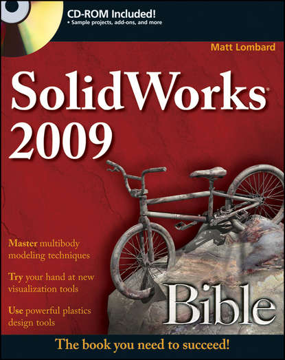 Matt Lombard SolidWorks 2009 Bible недорого