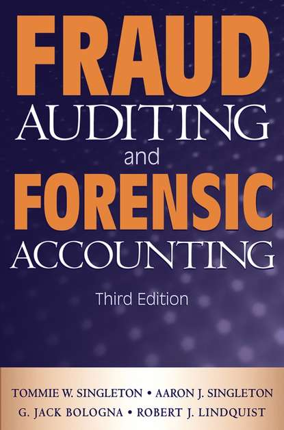 Robert Lindquist J. Fraud Auditing and Forensic Accounting howard silverstone fraud 101 techniques and strategies for detection