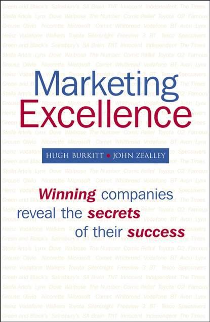 Hugh Burkitt Marketing Excellence literally