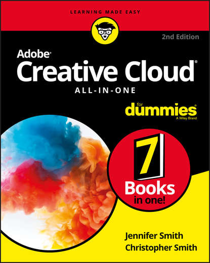 Christopher Smith Adobe Creative Cloud All-in-One For Dummies david cox creative thinking for dummies