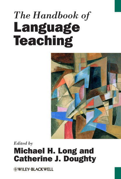 Фото - Michael Long H. The Handbook of Language Teaching scarino angela intercultural language teaching and learning