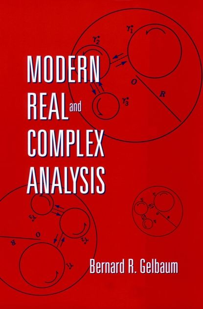 Группа авторов Modern Real and Complex Analysis недорого