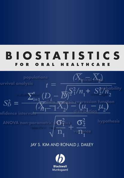 Ronald Dailey J. Biostatistics for Oral Healthcare j hall michael the ada practical guide to soft tissue oral disease