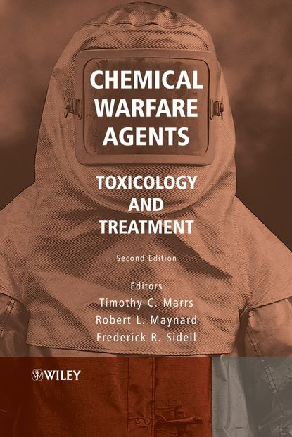 Frederick Sidell Chemical Warfare Agents agents of atlas