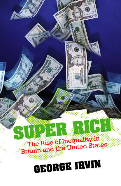 Группа авторов Super Rich matthias runkel equity prices the missing link between income inequality and financial crises
