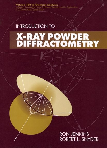 Robert Snyder Introduction to X-Ray Powder Diffractometry robert snyder introduction to x ray powder diffractometry