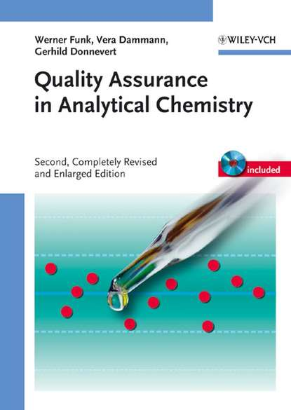 Фото - Werner Funk Quality Assurance in Analytical Chemistry free shipping best quality new version