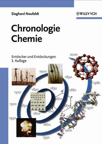 Группа авторов Chronologie Chemie helmut werner geschichte der anorganischen chemie