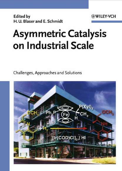 Фото - Elke Schmidt Asymmetric Catalysis on Industrial Scale jian zhou multicatalyst system in asymmetric catalysis