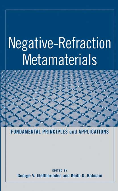 G. Eleftheriades V. Negative-Refraction Metamaterials группа авторов fundamentals and applications of acoustic metamaterials