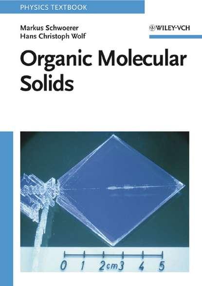 Markus Schwoerer Organic Molecular Solids maximilian lackner combustion from basics to applications