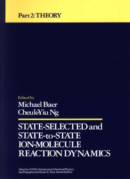 State Selected and State to State Ion Molecule Reaction Dynamics, Part 2