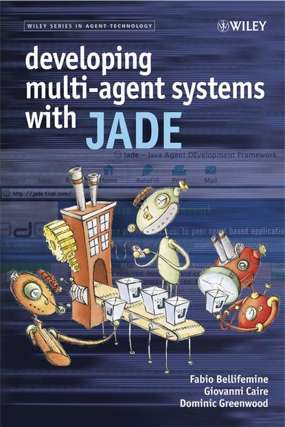 Giovanni Caire Developing Multi-Agent Systems with JADE guanrong chen distributed cooperative control of multi agent systems