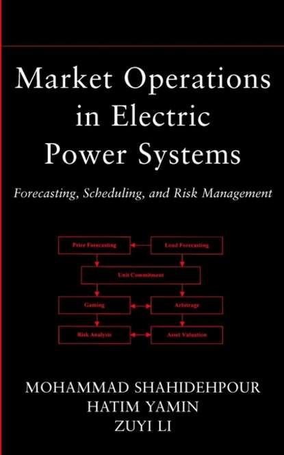 Mohammad Shahidehpour Market Operations in Electric Power Systems mohammad shahidehpour communication and control in electric power systems