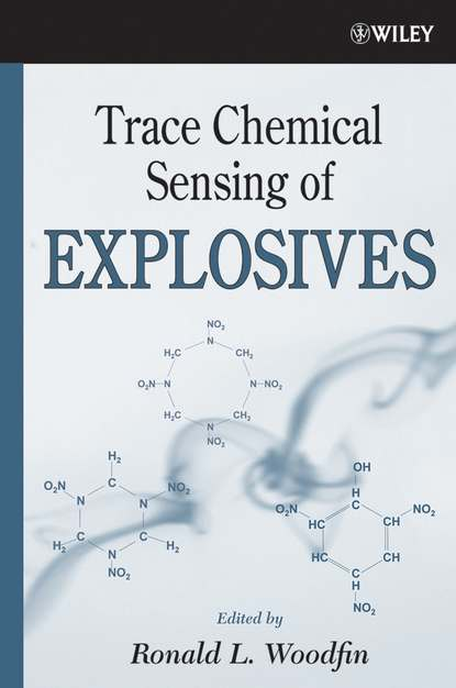 Фото - Ronald Woodfin L. Trace Chemical Sensing of Explosives michael faraday the chemical history of a candle